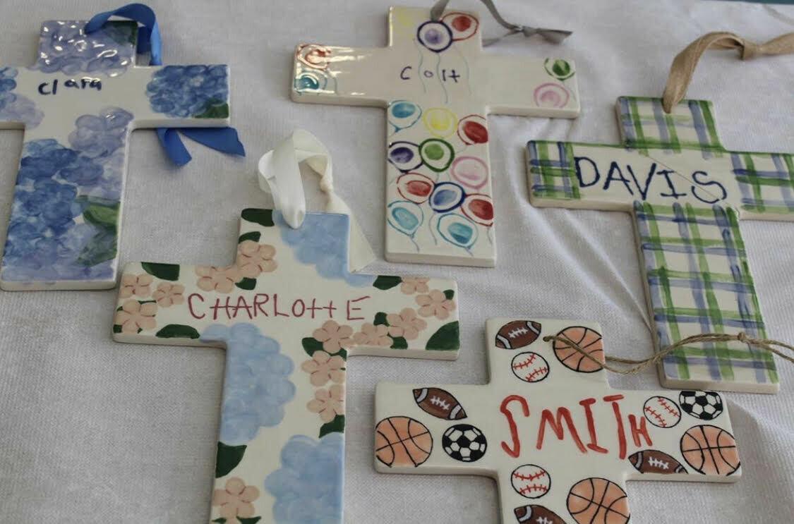 Pre-K Cross Mini Memories (formerly Children's Art)