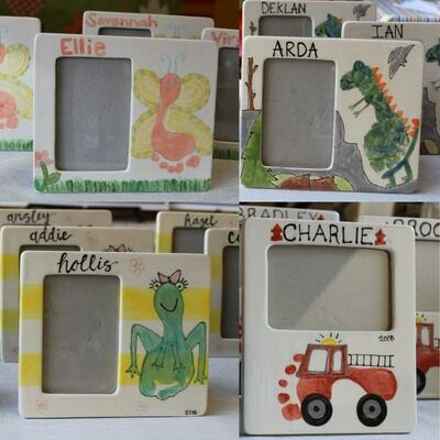 Two's Picture Frame Mini Memories (formerly Children's Art)