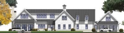 Will's Modern Farmhouse