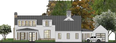 Jamey's Modern Farmhouse