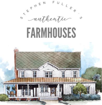 Stephen Fuller Authentic Farmhouses   19 Designs