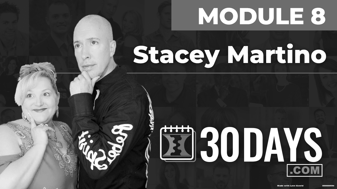 Courses Quick Starts lessons Stacey Martino topic Behind The Scenes