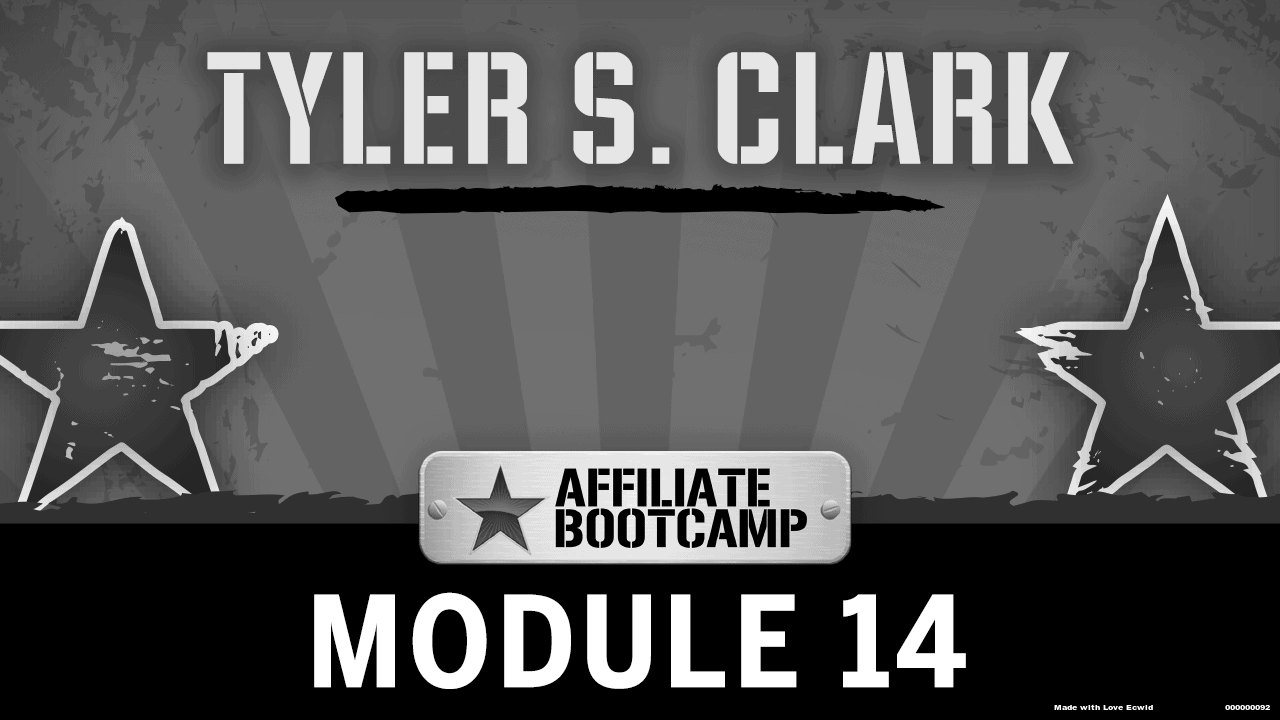 Courses Quick Starts lessons Tyler S Clark topic Behind the Scenes