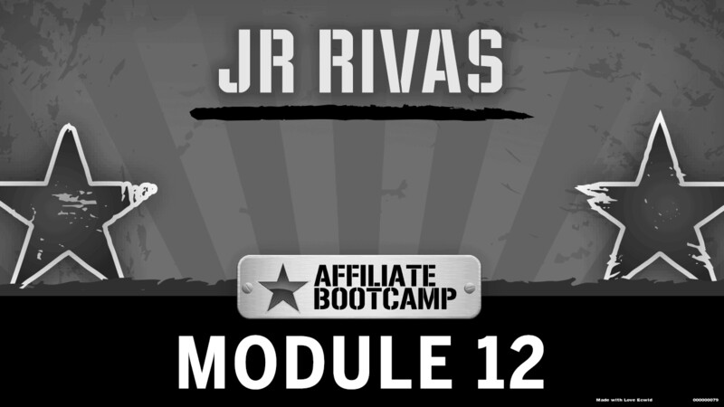 Courses Quick Starts lessons Jr Rivas topic Behind the Scenes