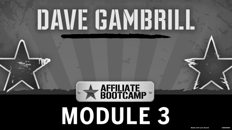 Courses Quick Starts lessons Dave Gambrill topic Summit Interview