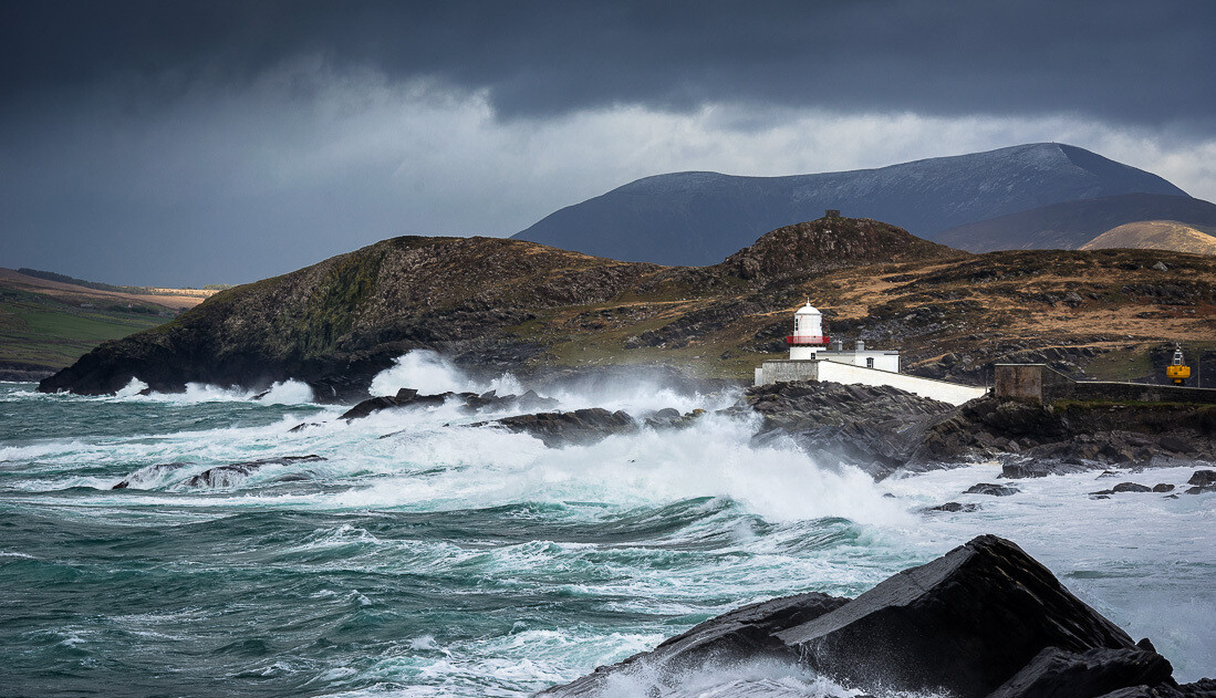Valentia Island Lighthouse, Kerry.