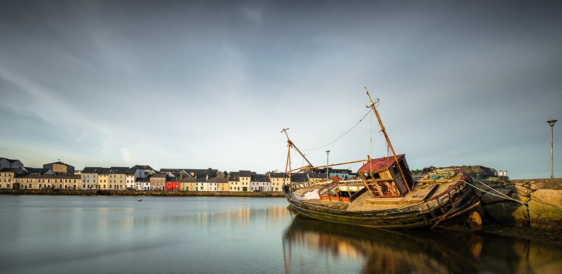 Galway Harbour.