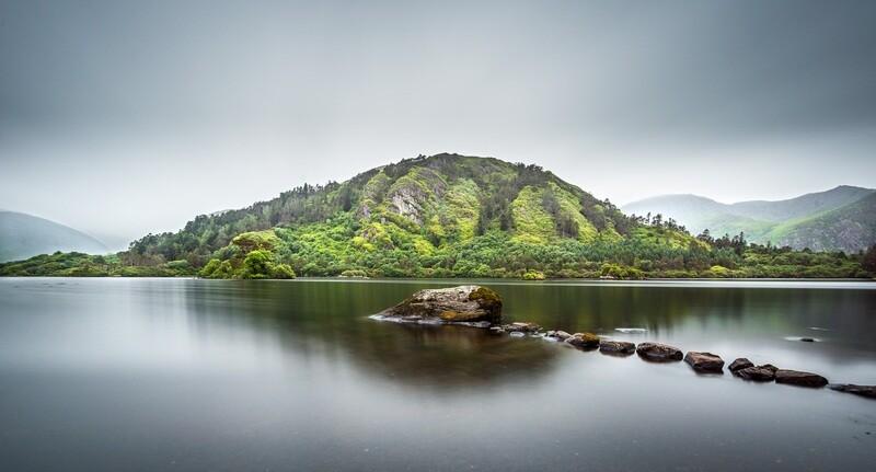 Glanmore Lake, Beara Peninsula, Kerry.