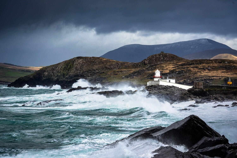 Valentia Island Lighthouse, Kerry.