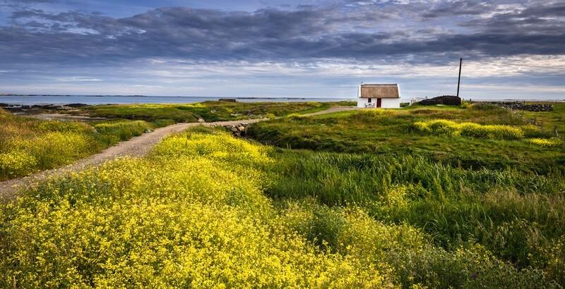 Thatched Cottage, Connemara, Galway.