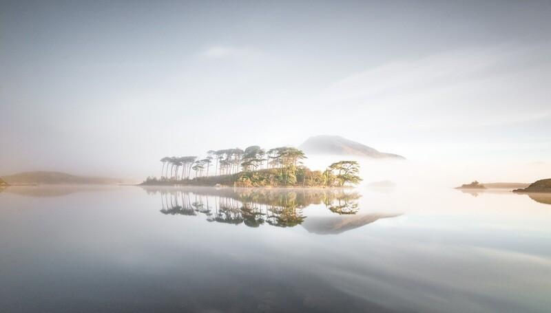 Derryclare Lough, Connemara - 1.