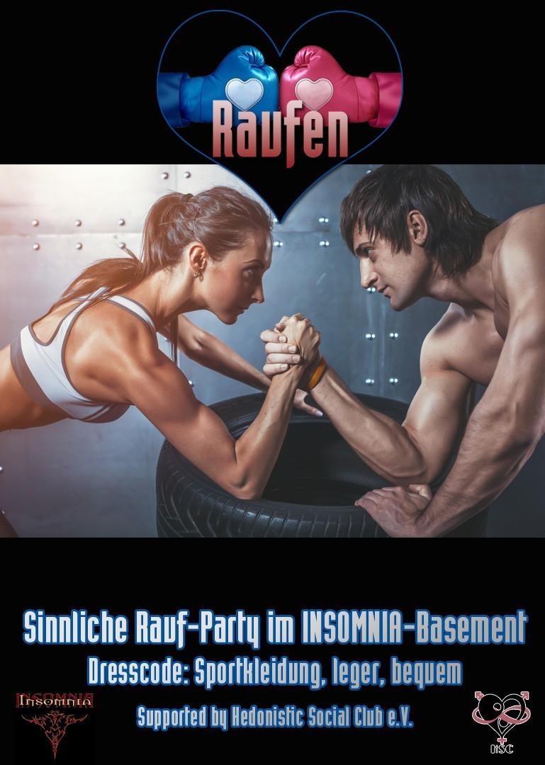 Roughing in Partnership - Playfight Weekend in Berlin