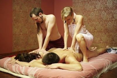 Tantramassage-Workshop in Berlin