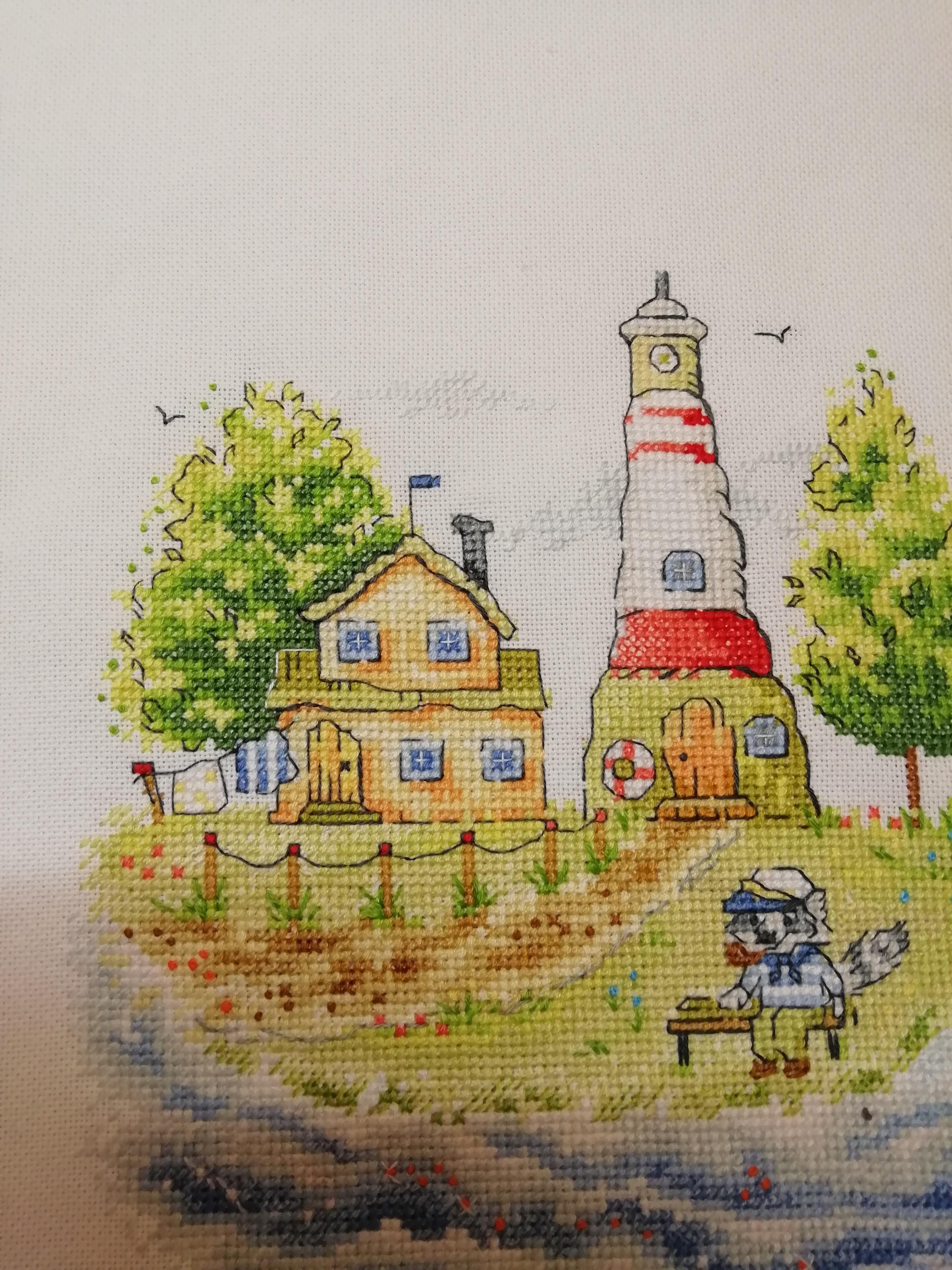 Хранитель маяка