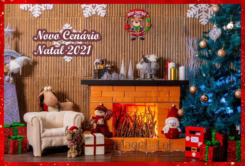 Sessão de Natal 2021