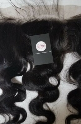 Brazilian Loose Body Wave Frontal 12