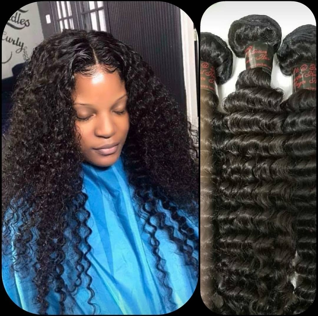 "Malaysian Deep Wave (3 Bundle Deals) 18""20""22"""