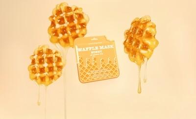 Waffle maska MED