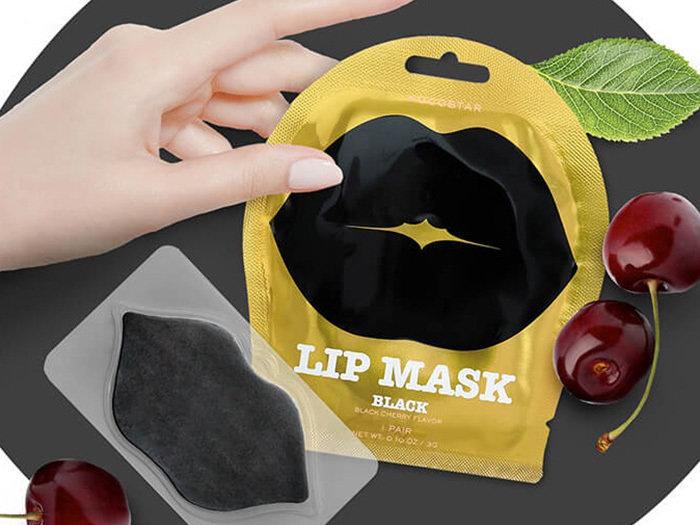 Maska za usne BLACK