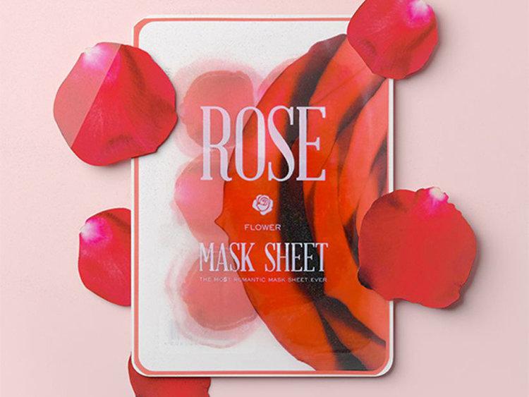 Cvjetna maska RUŽA