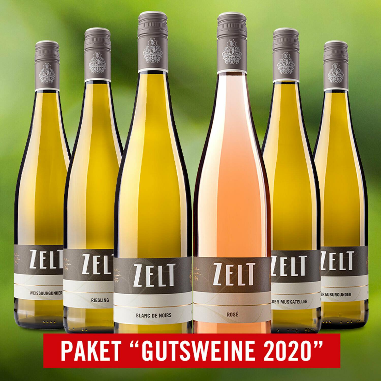 """Paket """"Gutsweine 2020"""""""