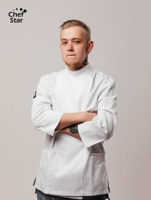 Китель Pesto (Песто), White, Chef Star