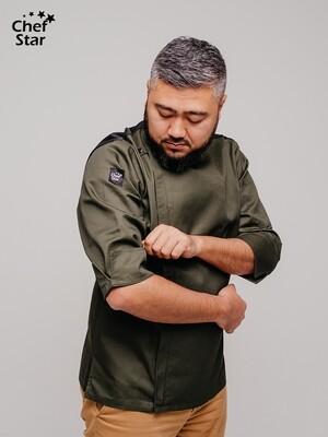 Китель Pesto (Песто), Khaki, Chef Star