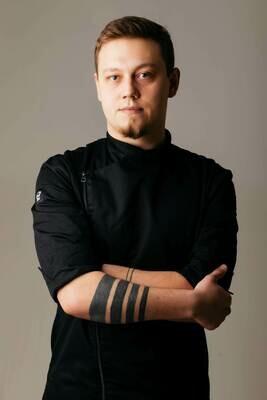 Wasabi Chef Jacket, black
