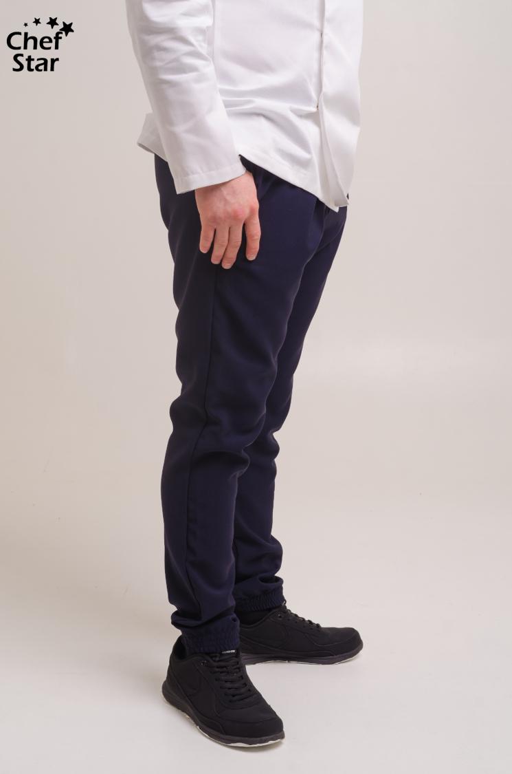 Брюки Chef Star Sport Pants Navy Blue