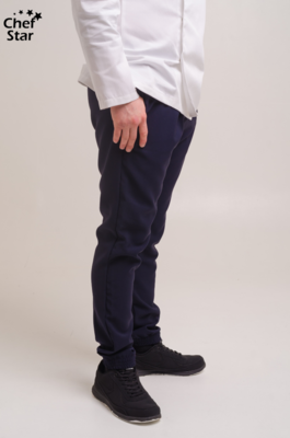 Брюки Chef Star Sport Pants Navy Blue
