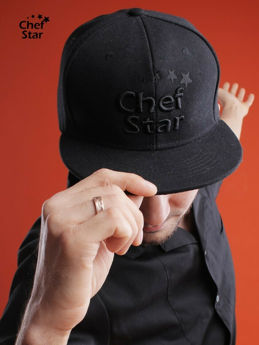 Снэпбек Black-on-Black Chef Star