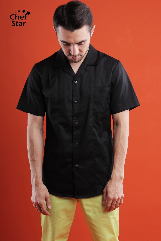 Рубашка Clubber black