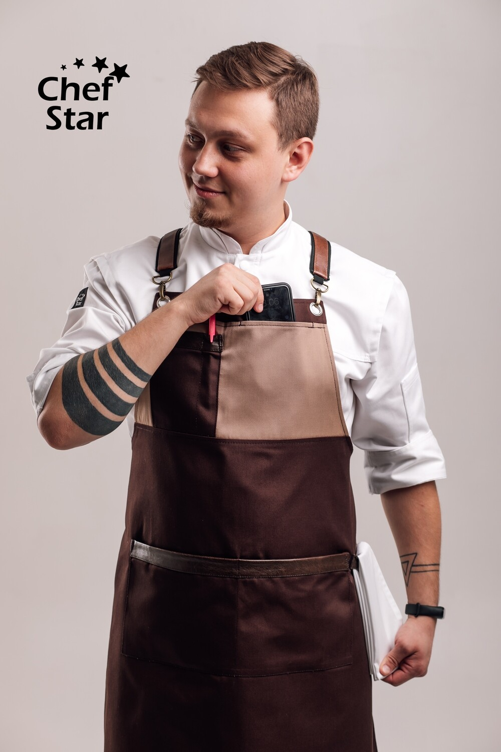 Choco Flex Apron, NEO MOOD collection