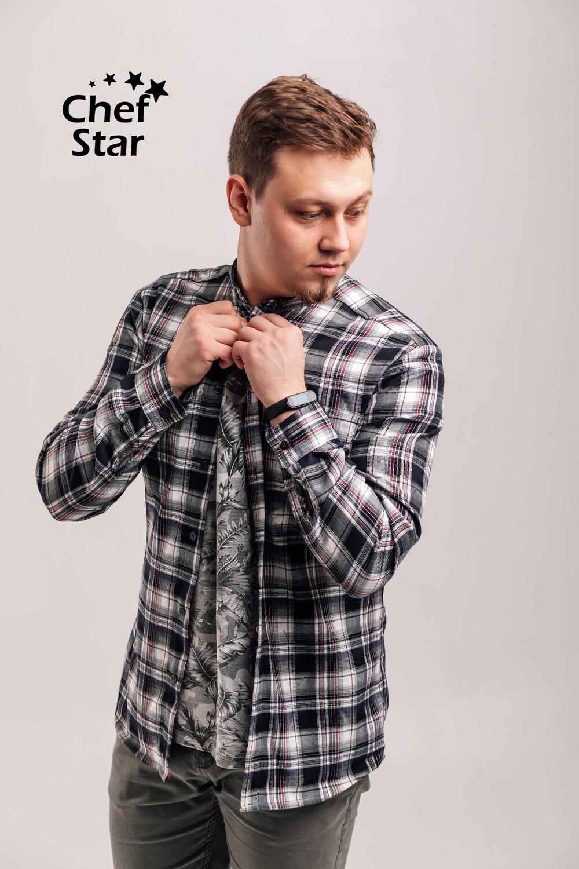 Chef Star Modern Shirt, NEO MOOD collection