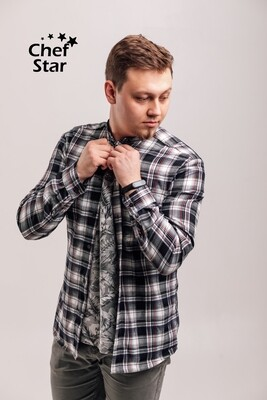 Chef Star Modern Shirt, NEO MOOD collection