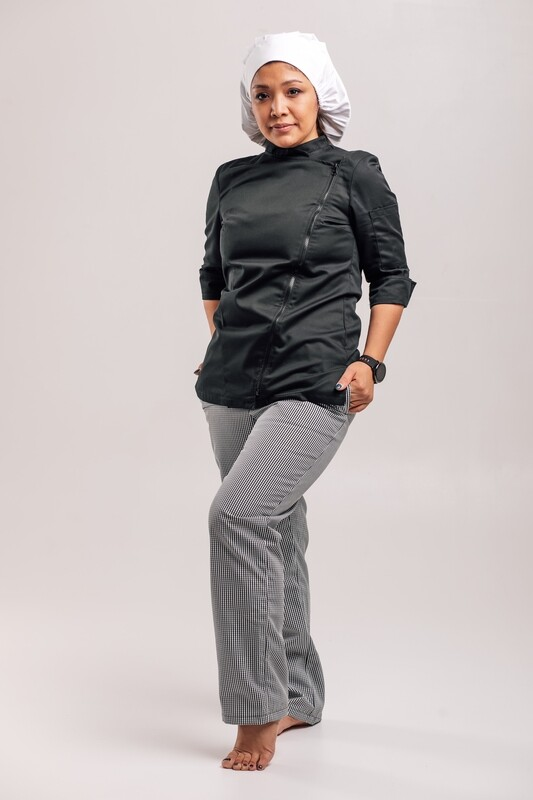 Women's Microfiber pants, NEO MOOD collection