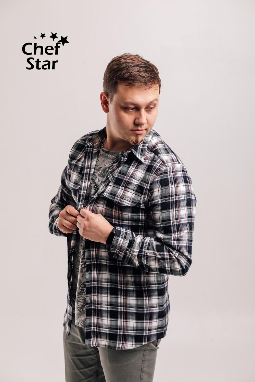 Рубашка Woodman Shirt, NEO MOOD collection