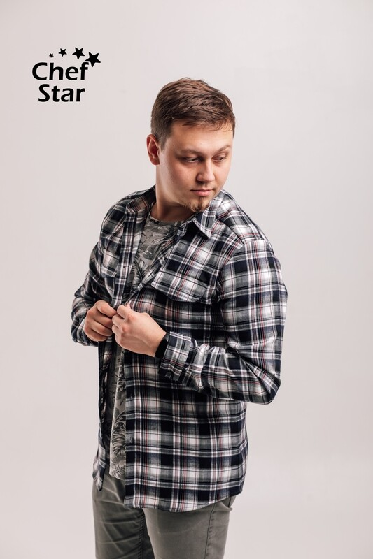 Chef Star  Woodman Shirt, NEO MOOD collection