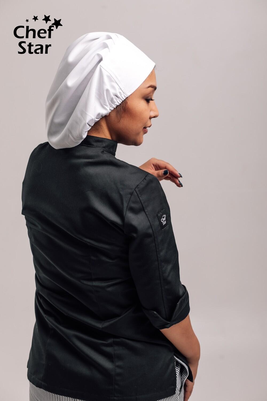 Колпак женский Women Chef Cap