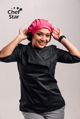 Women Nova Chef Cap