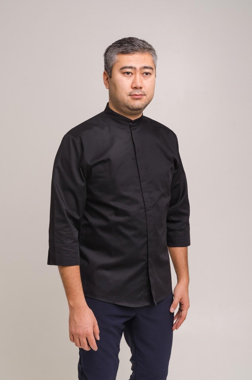 Tokio Chef Jacket, black
