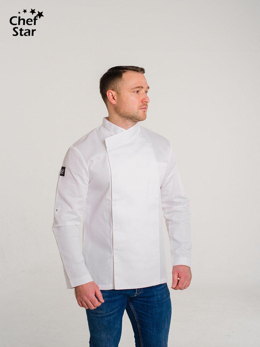 Китель Tabasco (Табаско), White, Chef Star