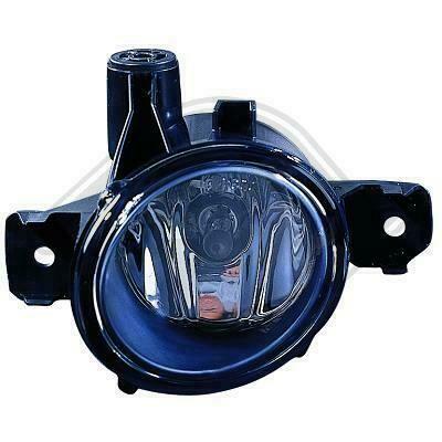 Fog Lights M-Tech Bumper