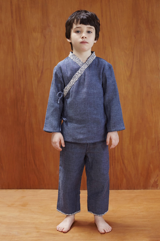 """Pyjama Yume """"Rice"""" 8-PJYUM01"""