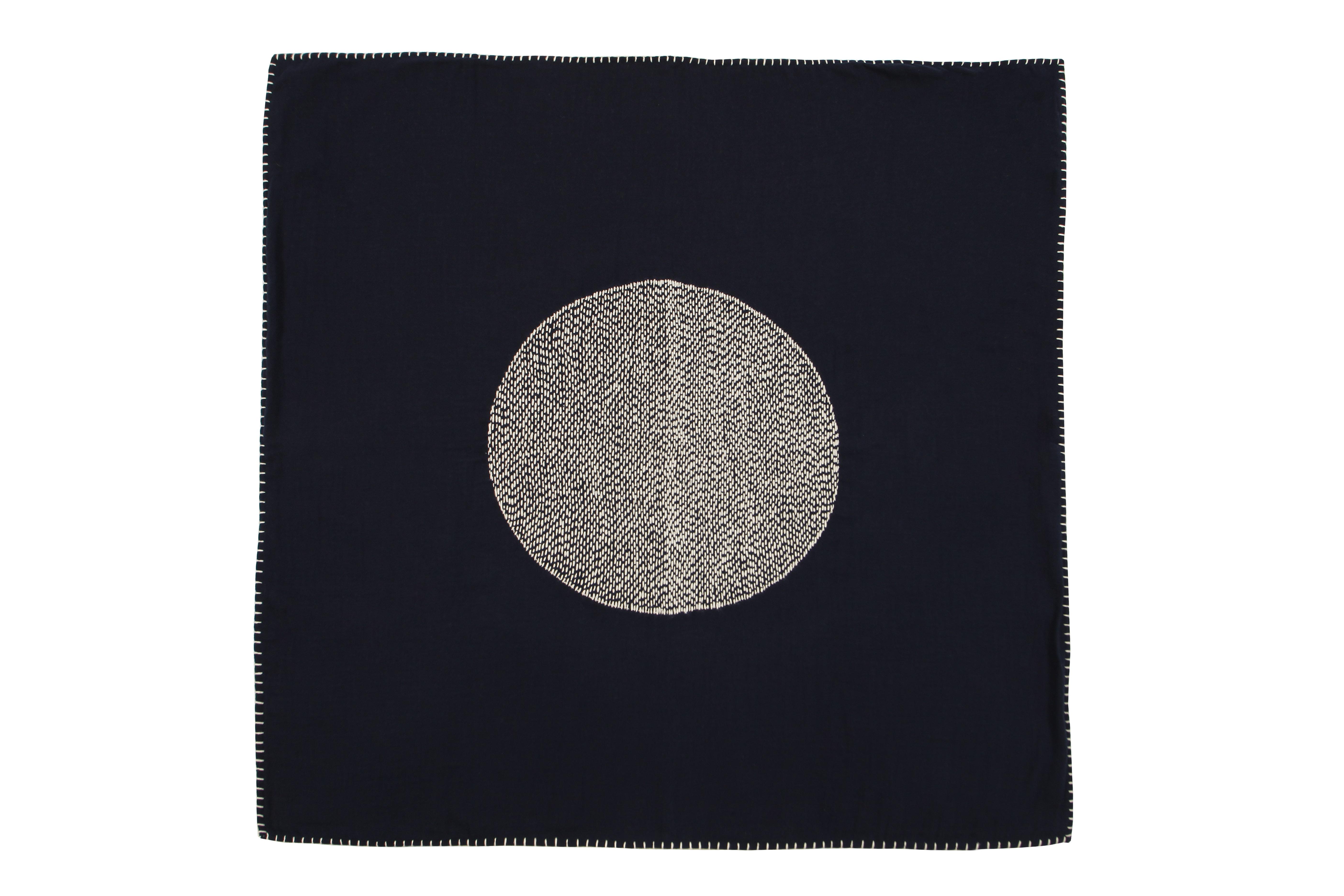"Baby Blanket ""Rain Moon"" (80x80cm)"