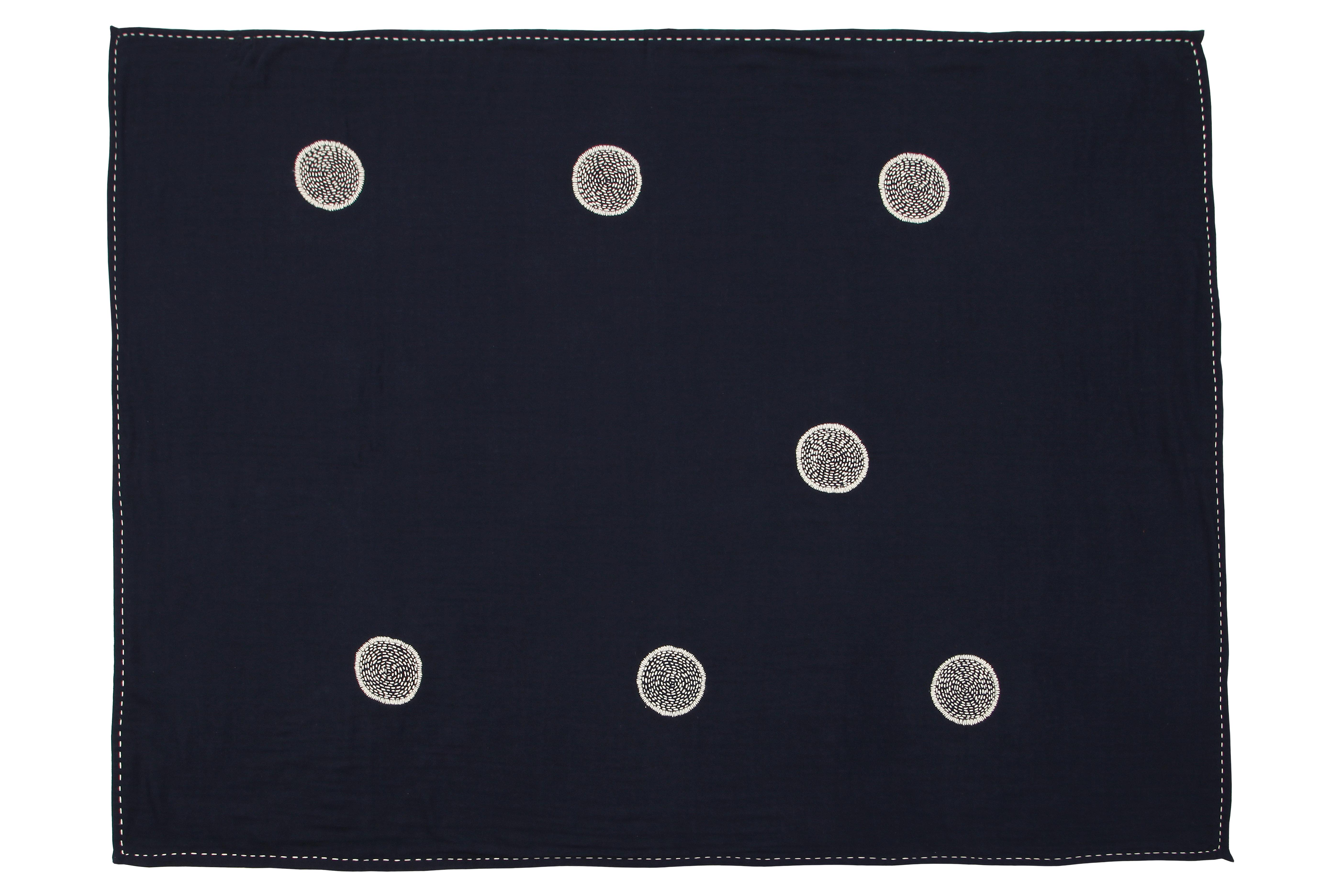 "Child Blanket ""Suns"" (135x100cm)"