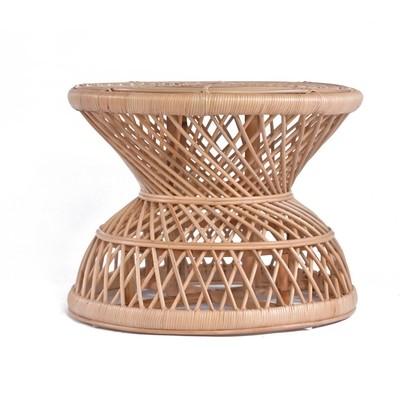 Rattan Coffee Table 3 (60cm)