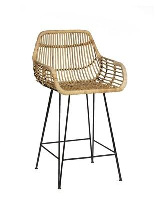 Rattan Bar Chair 2