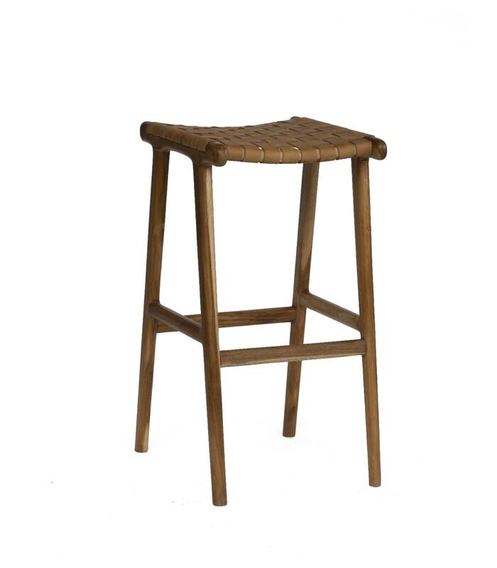 Leather Bar Chair 1