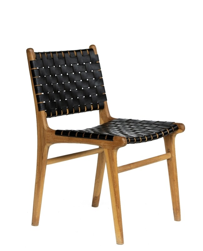 Leather Dining Chair 4